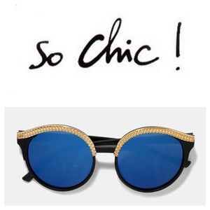 Mirrored Fashion Sunnies, On Trend, Festival Ready
